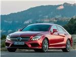 Mercedes-Benz CLS-Class - Mercedes-Benz CLS-Klasse 2015 вид спереди