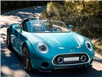 MINI Superleggera Vision concept 2014 вид спереди