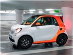 Smart Fortwo Coupe - Smart Fortwo 2015 горожане