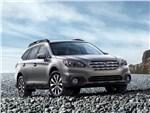 Subaru Outback 2015 вид спереди
