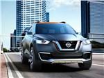 Nissan Kicks concept 2014 вид спереди