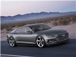 Audi Prologue concept 2015 вид спереди