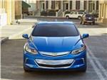 Chevrolet Volt 2016 вид спереди