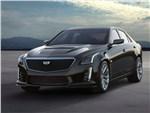 Cadillac CTS-V - Cadillac CTS-V 2016 вид спереди