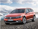 Volkswagen Passat Alltrack - Volkswagen Passat Alltrack 2016 вид спереди
