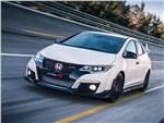 Honda Civic Type R - Honda Civic Type R 2015 вид спереди