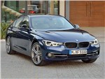 BMW 3 series 2016 вид спереди