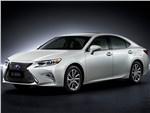 Lexus ES - Lexus ES 2016 вид спереди
