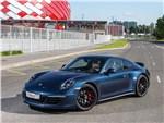 Porsche 911 Carrera 4 GTS - Porsche 911 Carrera 4 GTS вид спереди