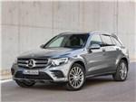 Mercedes-Benz GLC - Mercedes-Benz GLC 2016 вид спереди