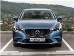 Mazda 6 2016 вид спереди