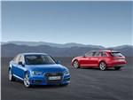 Audi A4 - Audi A4 равным образом Audi A4 Avant 0016