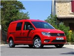 Volkswagen Caddy - Volkswagen Caddy 2016 вид спереди
