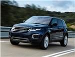 Land Rover Range Rover Evoque - Land Rover Range Rover Evoque 2016 вид спереди сбоку