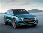 Audi e-Tron quattro 2015 вид спереди