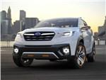 Subaru VIZIV Future Concept 2015 вид спереди