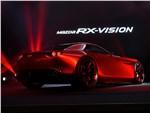 Mazda RX-Vision Concept 2015 вид сзади