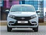 Lada XRay - Lada XRay 2015 вид спереди