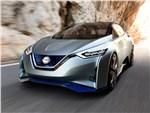 Nissan IDS concept 2015 вид спереди