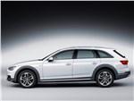 Audi A4 allroad quattro - Audi A4 allroad quattro 0016 поверхность сбоку