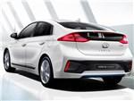 Hyundai Ioniq - Hyundai Ioniq 2016 вид сзади