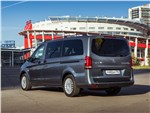 Mercedes-Benz Vito - Mercedes-Benz Vito Tourer 2015 вид сзади