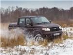 УАЗ Pickup - UAZ Pickup 2014 вид спереди
