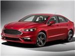 Ford Fusion 2016 вид спереди