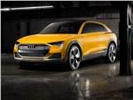 Audi h-tron quattro Concept 2016 вид спереди
