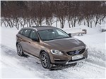 Volvo V60 Cross Country - Volvo V60 Cross Country 2015 вид спереди