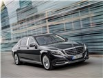 Mercedes-Benz S-Class Maybach 2016