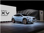 Subaru XV concept 2016 вид спереди