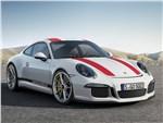 Porsche 911 R - Porsche 911 R 2017 вид спереди