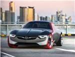 Opel GT concept 2016 вид спереди