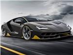 Lamborghini Centenario - Lamborghini Centenario LP770-4 2017 вид спереди сбоку