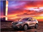 Acura CDX - Acura CDX 2017 вид сбоку спереди