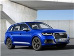 Audi SQ7 - Audi SQ7 TDI 2017 вид спереди