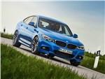 BMW 3 Series GT - BMW 3 series GT 2017 вид спереди