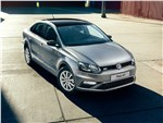 Volkswagen Polo Sedan - Volkswagen Polo GT 2016 вид спереди