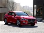 Mazda 3 - Mazda 3 sedan 2017 вид спереди