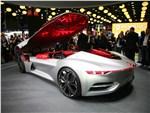 Renault Trezor Concept 2016 вид сзади