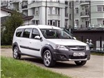 Lada Largus Cross - Lada Largus Cross 2014 вид спереди