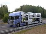 Scania S 2016 вид сбоку