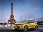 Opel Ampera - Opel Ampera-e 2017 вид спереди
