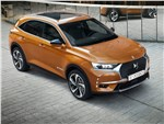 DS 7 Crossback - DS 7 Crossback 2018 вид сверху