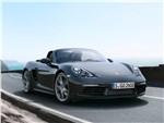 Porsche 718 Boxster - Porsche 718 Boxster 2017 вид спереди