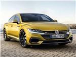 Volkswagen Arteon - Volkswagen Arteon 2018 вид спереди