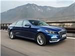 Hyundai Genesis - Hyundai Genesis 2017 вид спереди