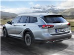 Opel Insignia Country Tourer 2018 вид сзади