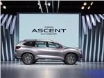 Subaru Ascent - Subaru Ascent SUV Concept 2017 вид сбоку